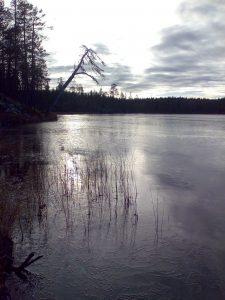 Louhilampi, Mujejärvi, Nurmes